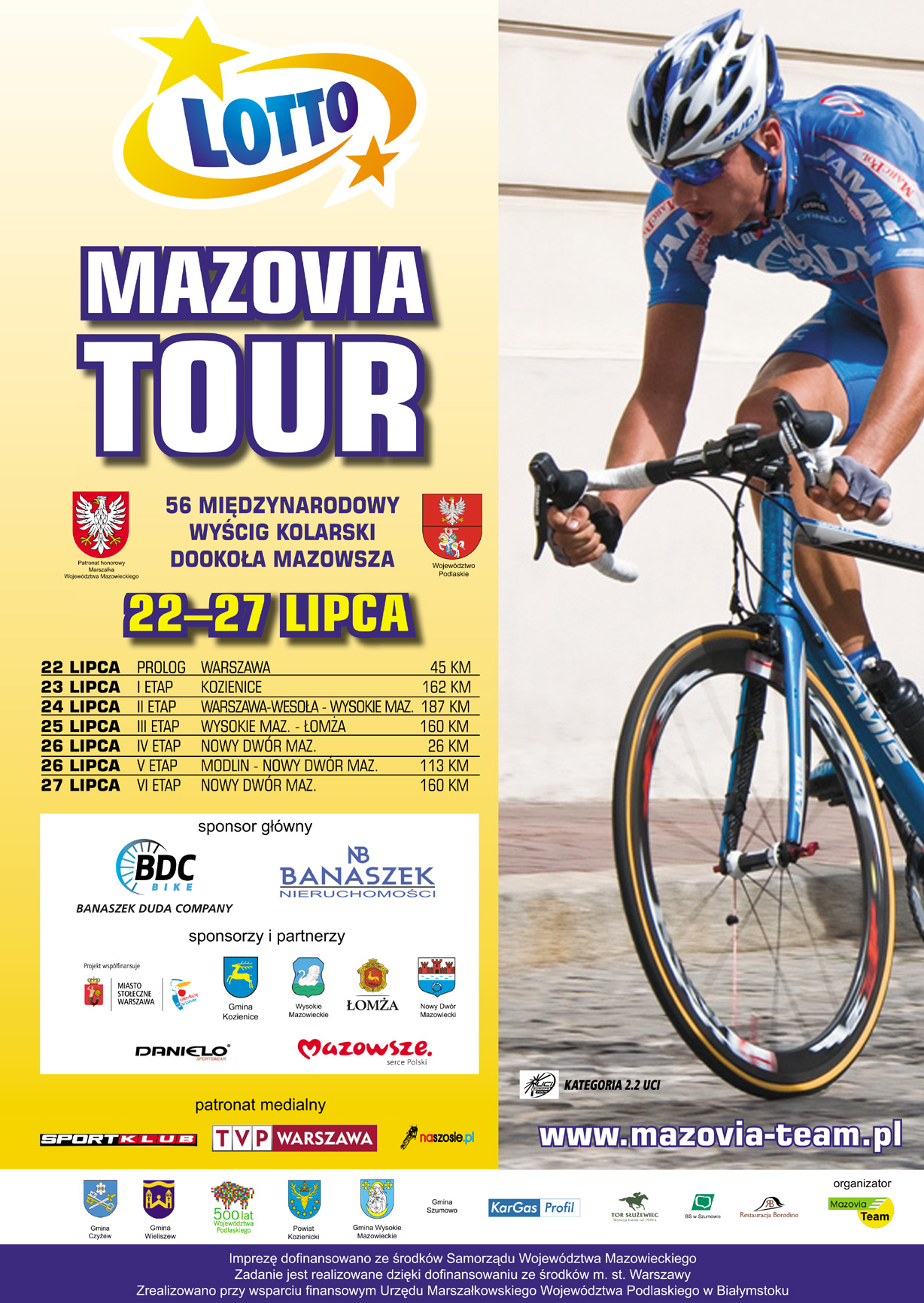 plakat_Lotto-Mazovia-Tour