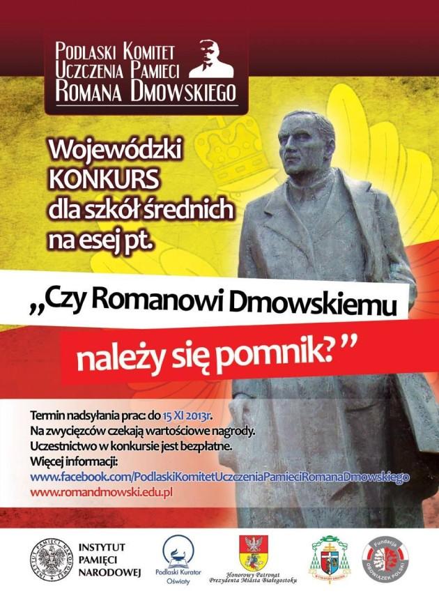 Dmowski_pomnik