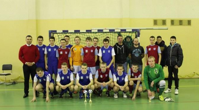 Juniorzy Ruchu Wysokie Mazowieckie zwycięzcami w turnieju