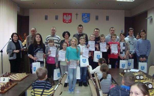 Turniej Szachowy o Puchar Burmistrza w Czyżewie