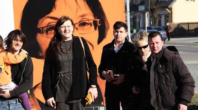Kampania totalna kandydatów Koalicyjnego KW Europa Plus Twój Ruch