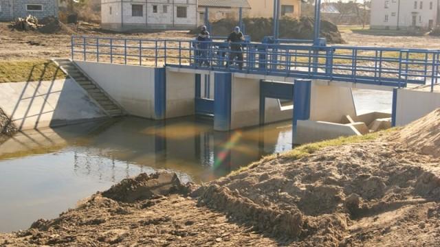 Regulacja wody