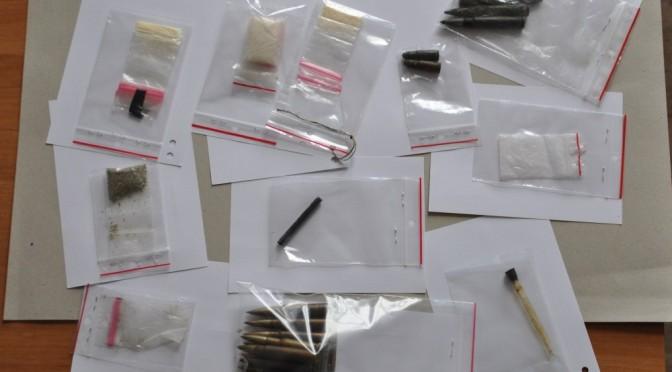 19-latek zatrzymany, posiadał przy sobie 12 torebek amfetaminy