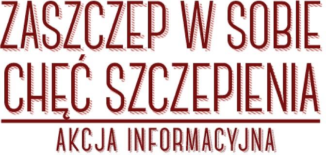 """Europejski Tydzień Szczepień 2014 """"Zaszczep w sobie chęć szczepienia"""""""