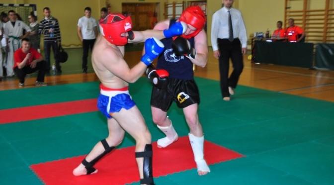 Puchar Polski Juniorów Seniorów Kyokushin Karate IBK