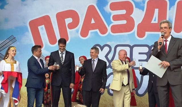 Dzień mleka w Kaliningradzie
