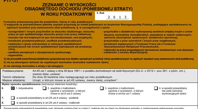Rekordowa liczba e-PITów w woj. podlaskim