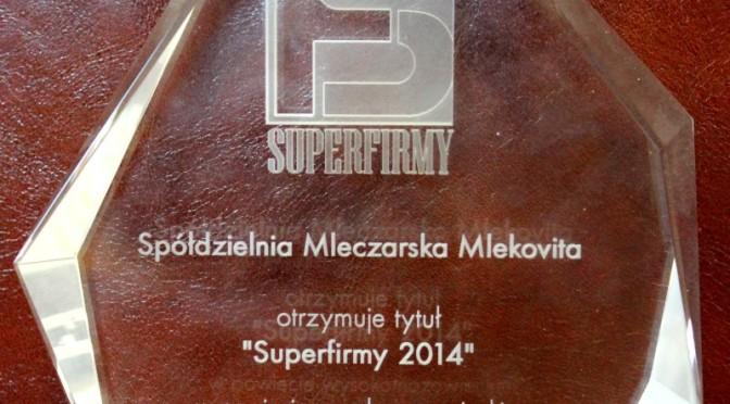 MLEKOVITA Superfirmą 2014