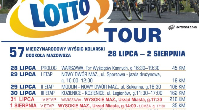 lotto tour 2014