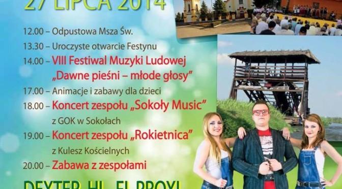 Festyn w Waniewie