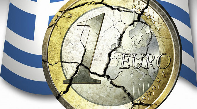 euro i grecja
