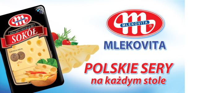 MLEKOVITA z nagrodami z POLAGRA-FOOD 2014!