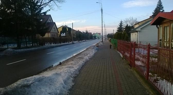 Ulica w Czyżewie