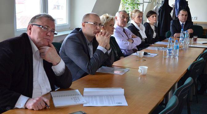 Edukacja ekonomiczna – spotkanie pod patronatem prezesa banku