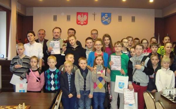 VIII Turniej Szachowy o Puchar Burmistrza Czyżewa