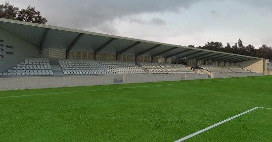 Remont stadionu w Wysokiem Mazowieckiem