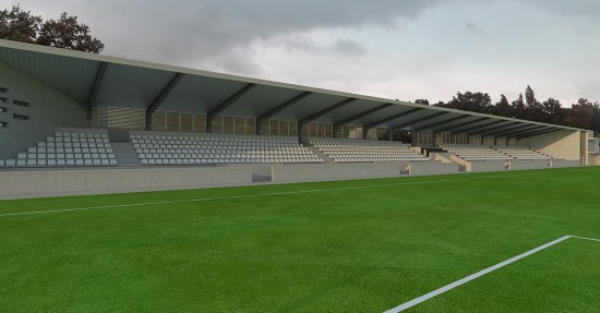 stadion projekt