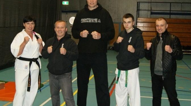 Sukces Podlaskich Karateków na 25 Mistrzostwach Europy
